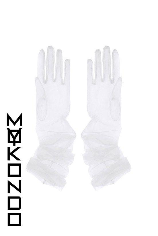 Перчатки сеткой свободные
