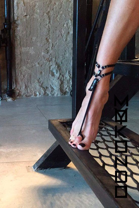 Браслет на ногу Серпанс